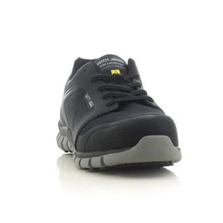SAFETY JOGGERS 劳保鞋纳米碳包头防砸防刺防静电安全鞋轻便防滑耐磨透气  Ligero 黑色 36码