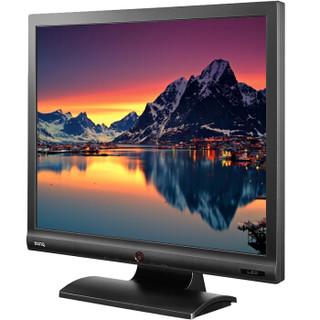 明基(BenQ)BL702A 17英寸5:4方屏舒适办公可壁挂 电脑显示器显示屏(VGA接口)