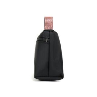 LONGCHAMP 珑骧 3700 089 001 女士黑色尼龙洗漱包化妆包