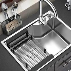 Micoe 四季沐歌 M-B1002(58)304不锈钢厨房单槽套装