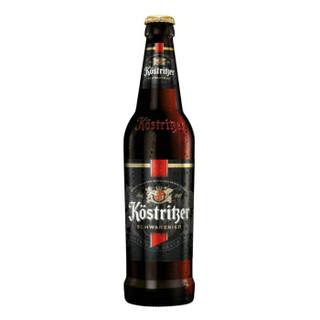卡力特 KOSTRITZER 大麦黑啤酒500mL*18瓶