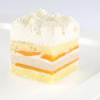 廿一客 (21cake)百利甜情人乳脂奶油生日蛋糕1磅  生日礼物同城配送当日送达