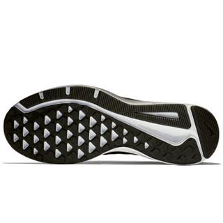 NIKE 耐克 男子 跑步鞋 轻盈 QUEST 运动鞋 AA7403-001 黑色 44.5码