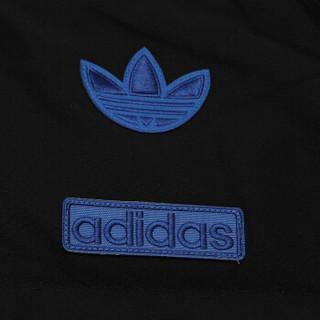 Adidas 阿迪达斯 男子 三叶草系列 BADGE JKT 运动 羽绒服 DP8562 黑色 M