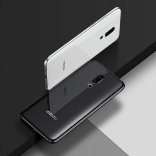 魅族 16th 全面屏手机 6GB+64GB 静夜黑 全网通移动联通电信4G手机 双卡双待