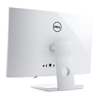 戴尔(DELL)灵越AIO 3480 23.8英寸IPS窄边框一体机台式电脑(i3-8145U 4G 1T MX110 2G独显 FHD 三年上门)白