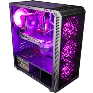 雷霆世纪 复仇者V149 i7-8700/RTX2060/技嘉B360M/高频8G内存/240G SSD+27英寸144Hz电竞曲面显示器