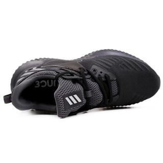 adidas 阿迪达斯 男子 跑步系列 alphabounce beyond 2 m 运动 跑步鞋 BB7568 黑色 42码 UK8码