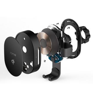 70迈车载无线充电手机支架 Qi无线快充 重力智能自动感应 小米生态链企业