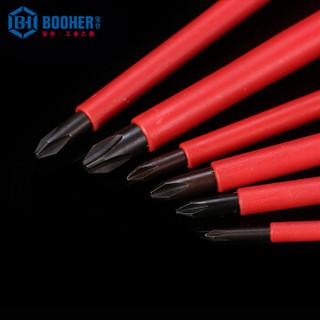 宝合(BOOHER)  25件VDE绝缘螺丝批组套 0200601 现货