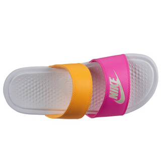 NIKE 耐克 BENASSI DUO ULTRA SLIDE 819717女子休闲拖鞋