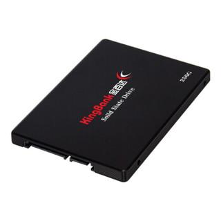 金百达(KINGBANK) 256GB SSD固态硬盘 SATA3接口 KP320