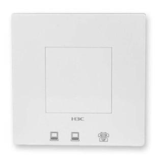 华三(H3C)WA2610H 300M面板无线AP 企业级无线AP接入点
