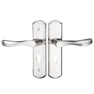 飞球( Fly.Globe) 不锈钢门锁室内卧室房门锁静音防盗锁具门把手 FQ-AH66