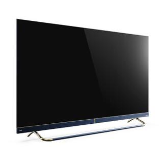长虹 CHANGHONG 65Q6K 65英寸物联网杜比视界4K人工智能语音HDR液晶平板电视
