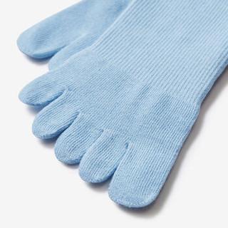 Keep 专业防滑瑜伽袜普拉提吸汗透气抓地五指空中瑜伽地板袜 粉色