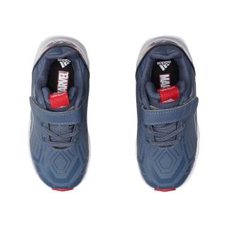 ADIDAS阿迪达斯 婴童鞋 男婴童运动休闲跑步鞋 AH2652 27码 UK9-K