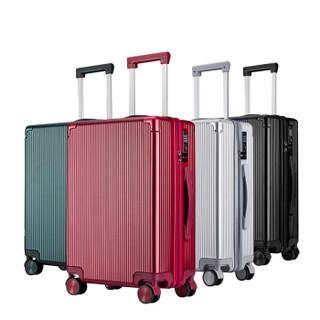 SWIMADE瑞制拉杆箱 旅行行李箱24英寸黑色  RZ-3825 企业定制款  100个起订