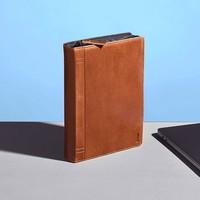 twelve south Journal CaddySack 数码电脑配件收纳包 (咖啡色、7英寸)