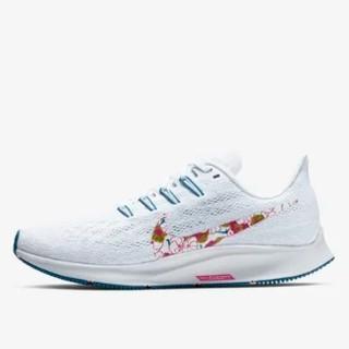 新品发售 : NIKE 耐克 Air Zoom Pegasus 36 FLR 女子跑步鞋