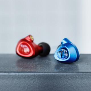 SHANLING 山灵  ME100LTD 耳机  红蓝限量版 (动圈、入耳式)