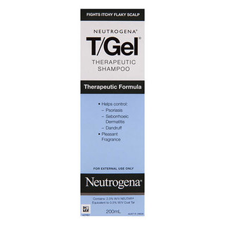 Neutrogena 露得清 去屑去痒配方洗发液 200ml