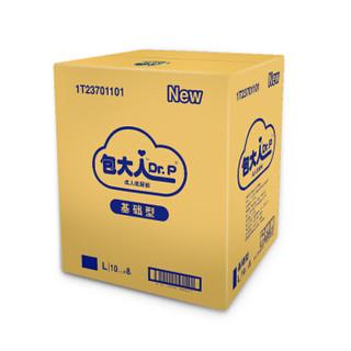 Dr.P 包大人 成人纸尿裤 大号L80片(腰围:90cm-140cm)