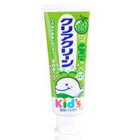 Kao 花王 花王(KAO)儿童牙膏 宝宝牙膏 木糖醇氟素 防蛀防龋齿 哈密瓜味 70g 单支装 (日本原装进口)