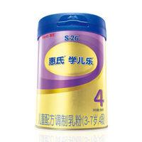 Wyeth 惠氏 金装学儿乐系列 儿童奶粉 国行版 4段 900g