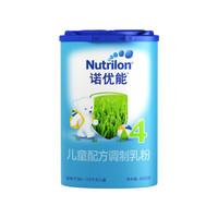 诺优能(Nutrilon) 儿童配方调制乳粉 4段 800g