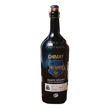 CHIMAY 智美 蓝帽啤酒 修道士精酿啤酒 (橡木桶酿制)750ml *3件