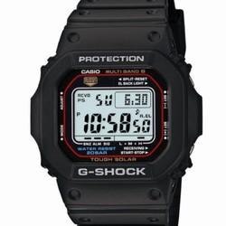 CASIO 卡西欧 G-SHOCK GWM5610-1 男士电波腕表 *2件