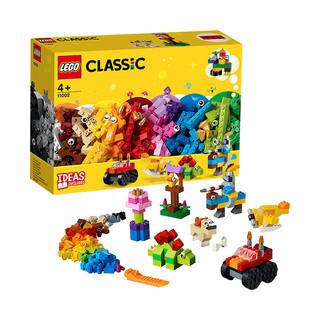 LEGO乐高 Classic经典创意系列 11002 基础积木套装