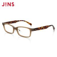 JINS 睛姿 防蓝光 镜框 MRF17S014  近视 镜片