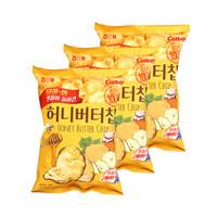 海太 蜂蜜黄油薯片 60g*3包 *2件