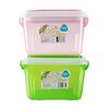 茶花 小号塑料收纳箱 6.5L 共2个 17.9元(需用券)