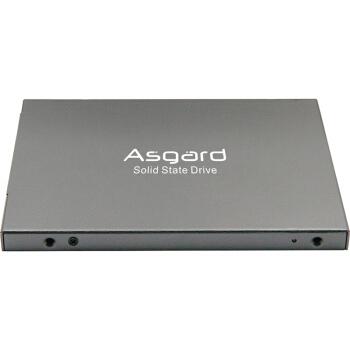 28日0点 : Asgard 阿斯加特 AS系列 500GB SSD固态硬盘 SATA3.0接口