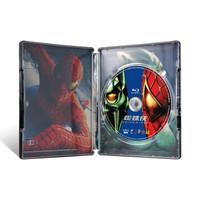 《蜘蛛侠 丹麦进口铁盒 准BD4K》(蓝光碟 BD50)