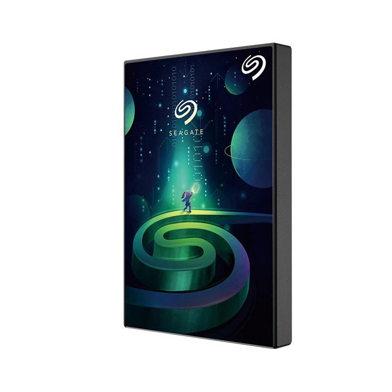 京东PLUS会员 : SEAGATE 希捷 Backup Plus 铭系列 2.5英寸 移动硬盘 2TB 虚拟世界