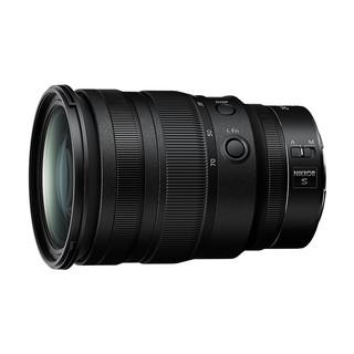 Nikon 尼康 全幅微单镜头  标准变焦镜头 (黑色、尼康口、Z 24-70mm、2.8 S)