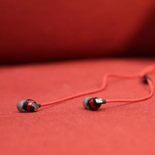 SENNHEISER 森海塞尔 CX300S 耳机 (红色、入耳式)