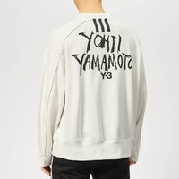 Y-3 Signature Graphic 签名款套头衫