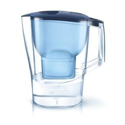 BRITA 碧然德 ALUNA XL-YB 家用滤水壶 (蓝色、3.5L)