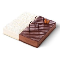 Best Cake 贝思客 黑白配牛奶巧克力生日蛋糕 2.2磅