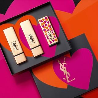 新品发售 : YVES SAINT LAURENT 圣罗兰 敢爱冲动 方管限定礼盒