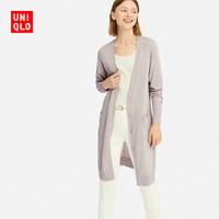UNIQLO 优衣库 415389 女士蝙蝠袖长开衫