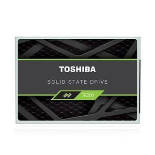 TOSHIBA 东芝 TR200系列 SATA3 固态硬盘 960GB