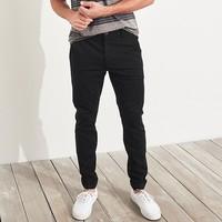 Hollister 209518-1 男士加倍紧身卡其裤