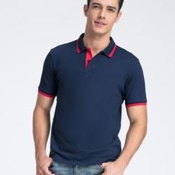 Baleno 班尼路 88801140 男士棉质微弹POLO衫