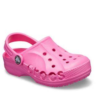 Crocs 卡骆驰 新款贝雅克骆格 儿童经典洞洞鞋 *2件
